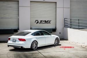 Audi A7 Vossen VFS1