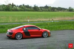 VOSSEN CVT auf Audi R8