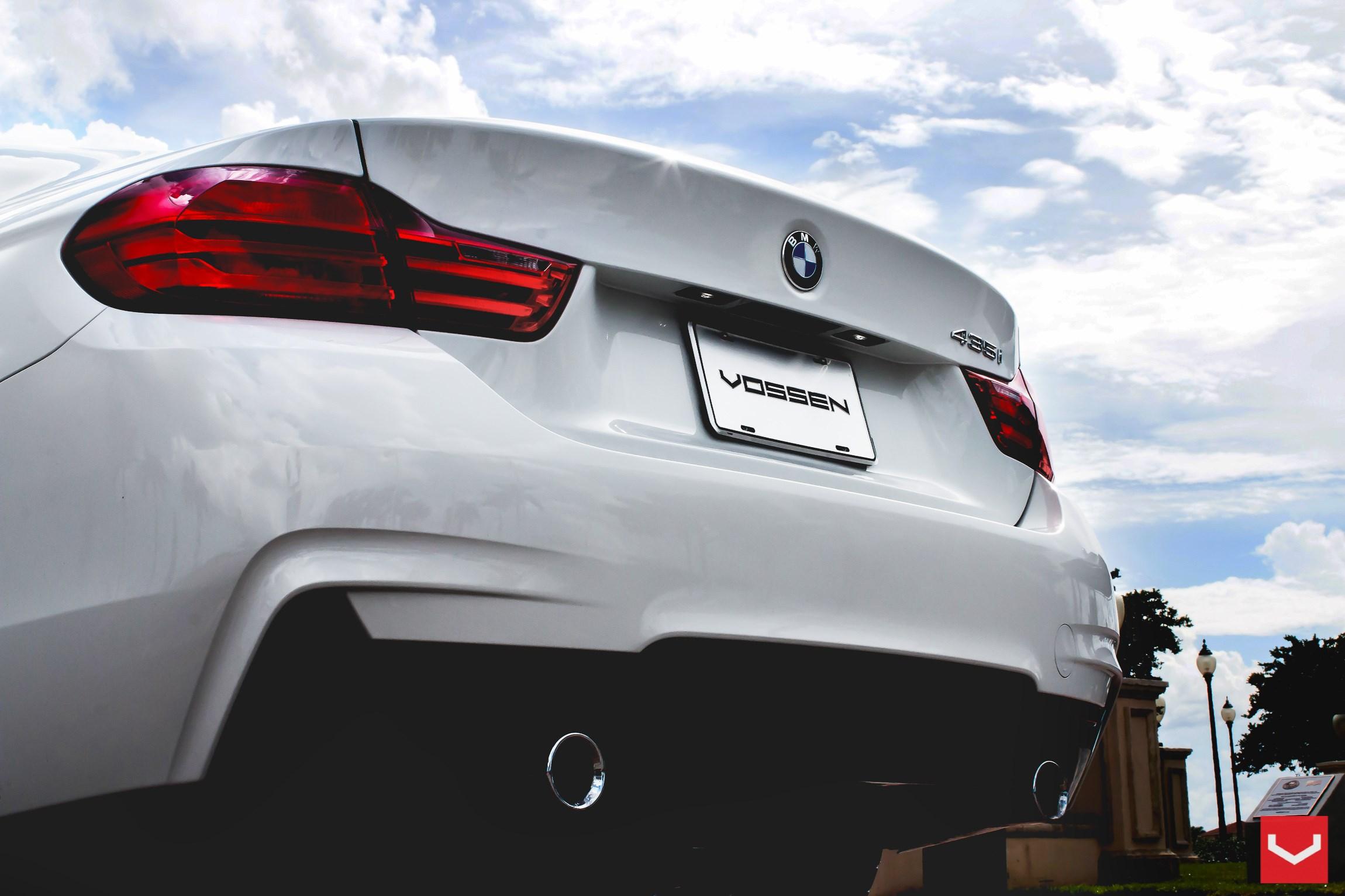 BMW 4er auf VOSSEN CV7