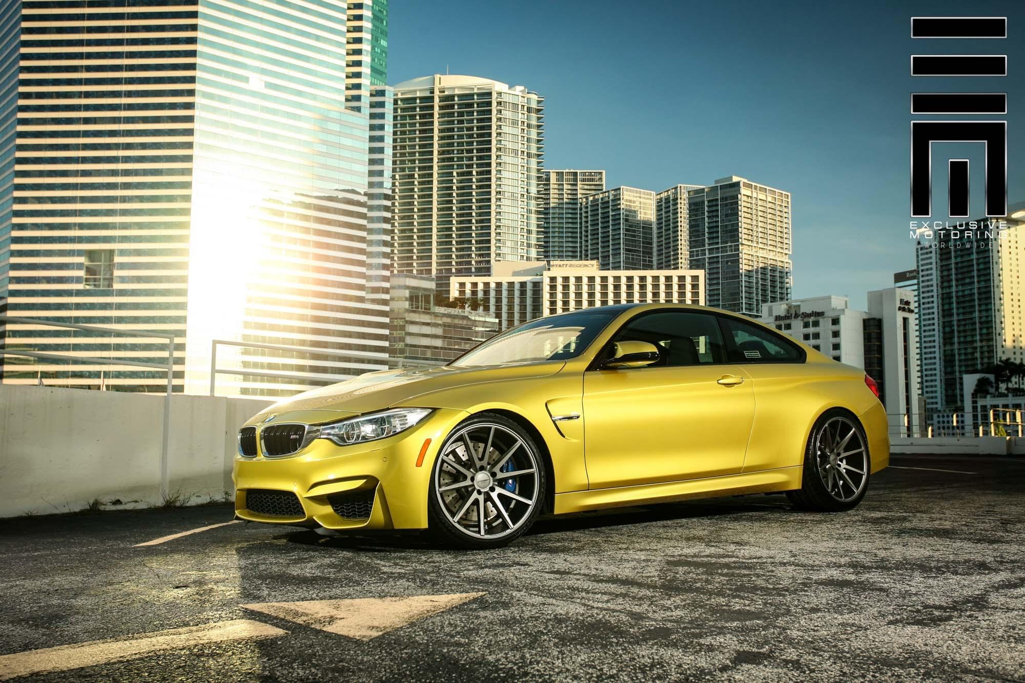 BMW M4 VOSSEN VFS1