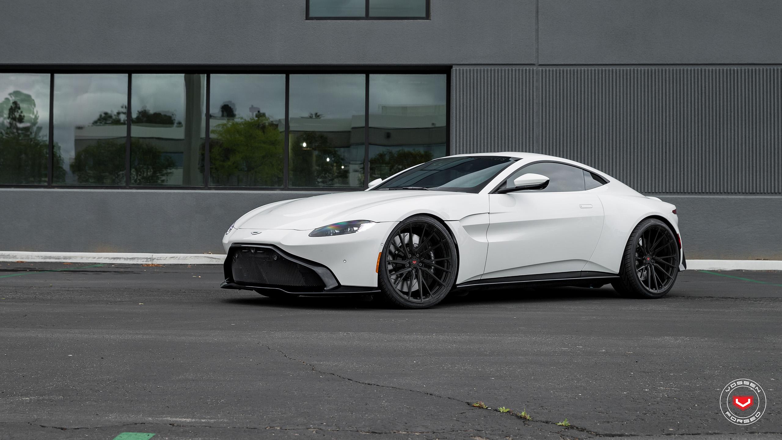 Aston Martin Vantage Vossen Forged Vossenwheels De Wheelscompany Gmbh Vossen Felgen